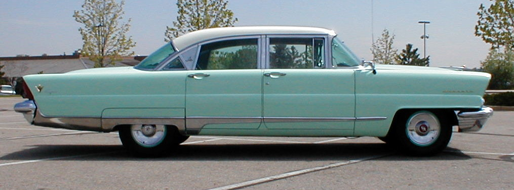 What Is Transmission >> 1956 Lincoln Capri